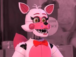 FNaF: SL - SirCuntMuffin's Funtime Foxy by SonicClubArt