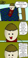 Nogi-komiks nr.77 by Norxxq