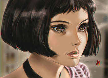 Mathilda. by Taiss14
