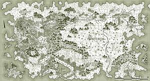 Nygil Land (Gaia) by iglw