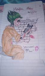 Joker by amanda19870