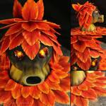 Ocarina of Time :: Mad [Deku] Scrub by cakecrumbs