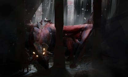 Dragon by Fujinaka