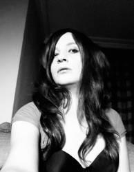 black white by turkishcrossdresser