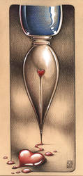 Valentine's Pen by MJBivouac