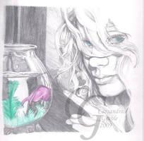 Taylor Fish by DarkGirlDrawings