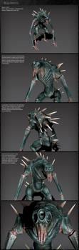 Blind Stalker by CTalmage