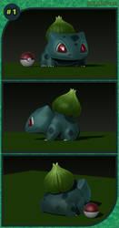 Bulbasaur by CTalmage