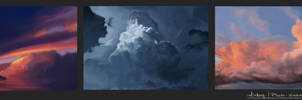 Cloud-studies by ralidraws