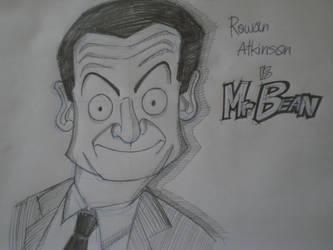 Rowan Atkinson???? by BDTXIII