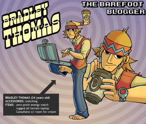 8th Evil Ex - Bradley Thomas by jouste