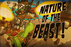 Nature of the Beast: Rough Splash by jouste