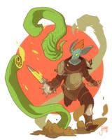 Goblin Chopper by jouste