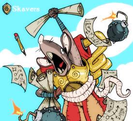 Sky Duels: Scavers by jouste