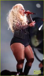 Christina Aguilera- Weight Gain 2 by AMac145
