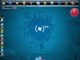 My Cute Desktop by lovuhemant