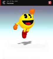Pacman in Brawl by Jub-FC