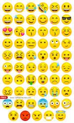 Whatsapp Emoji Vector Free Download Free Vector by 123freevectors