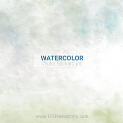 Light Color Watercolor Background Free Vector by 123freevectors