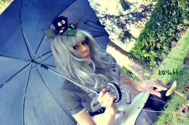 Tonari no totoro cosplay 3 by LuceInfuocata