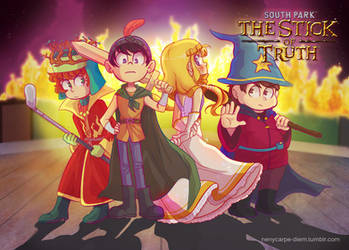 SP: The stick of truth by Neny-Paradise