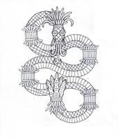 Diosa Serpiente by Chucha616