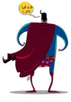 Super Man  2 by tawfi2