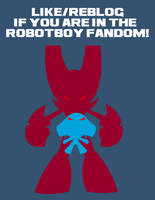 Robotboy fandom poster by TheBig-ChillQueen
