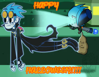 Happy Billyween!!!! by TheBig-ChillQueen