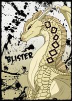 WoF - Blister by AnaPaulaDBZ