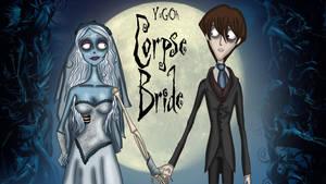 Halloween Yu-Gi-Oh - Corpse Bride by AnaPaulaDBZ