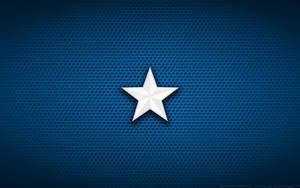 Wallpaper - Captain America Movie 'Star' Logo by Kalangozilla