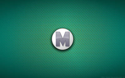 Wallpaper - TMNT '87 Mikey Logo by Kalangozilla