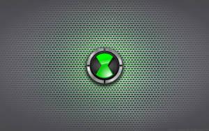 Wallpaper - Ben10 'Omnitrix Recalibrated' Logo by Kalangozilla