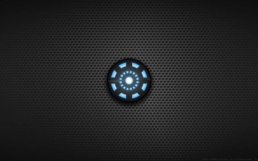 Wallpaper - Tony Stark 'Arc Reactor' Shirt Logo by ...