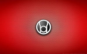 Wallpaper - Red Lantern Corps Logo by Kalangozilla