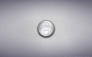 Wallpaper - White Lantern Corps Logo by Kalangozilla