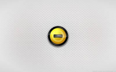Wallpaper - Naruto's 'Sennin Mode' Eye Logo by Kalangozilla
