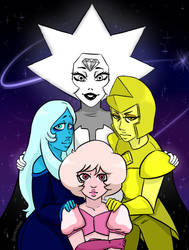 4 Diamonds by ShixxRaiden5