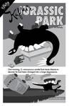 Kafka's Jurassic Park P1 by hannahmcgill