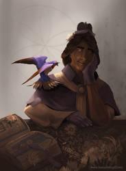 Ask a Warlock by hannahmcgill