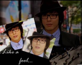 Shinwoo fool Wallpaper by ForXiah