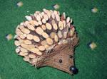 Woody, the Hedgehog Reshoot by Malintra-Shadowmoon