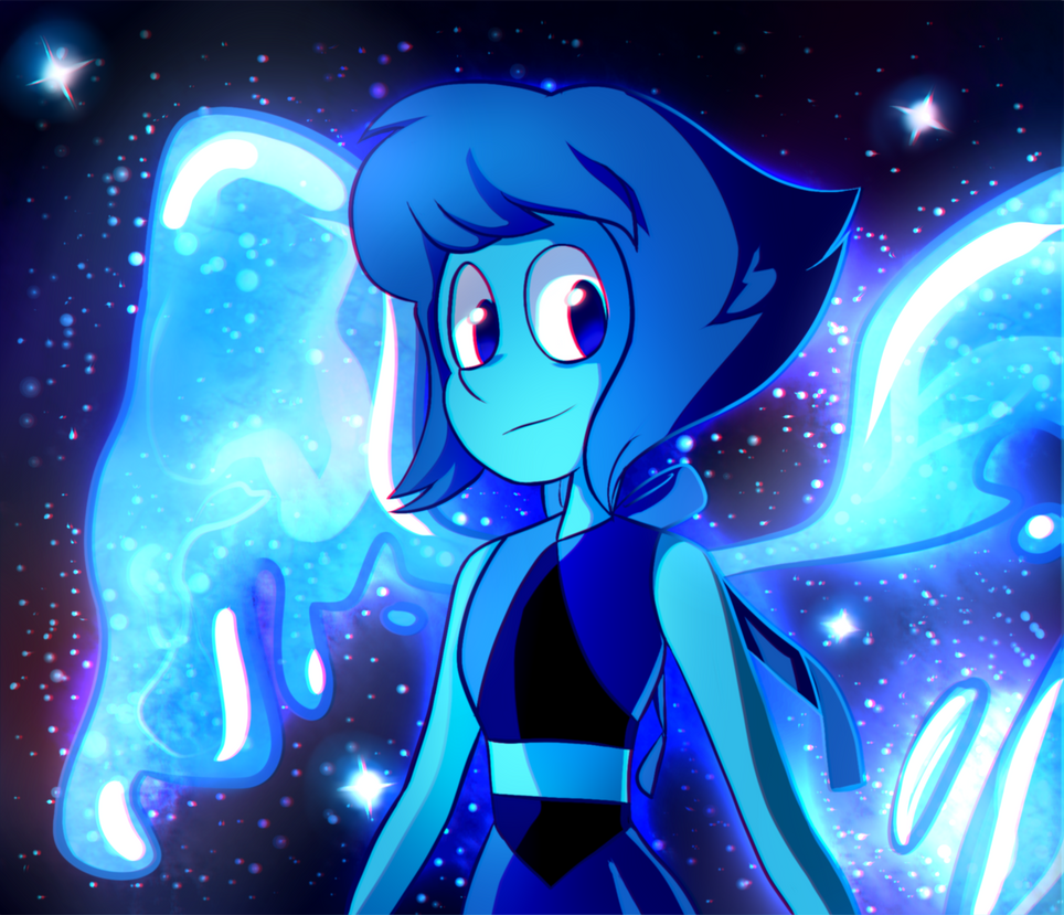 Guys please, I have better Lapis drawings, this one is pretty terrible why is it so popular??? ------------------------------------------------------------------------------------------------------...