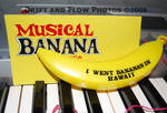 Musical Banana Keys by driftandflow