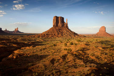 monument Valley no.2 by grodpro