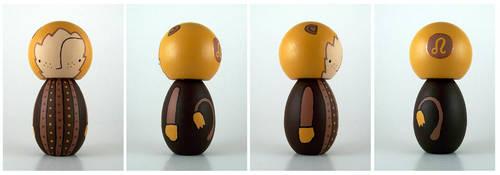 Leo Ornament by renton1313