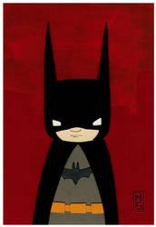I Am The Bat by renton1313