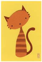 Cat by renton1313