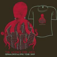 Cephalopocalypse Tour 2009 by renton1313